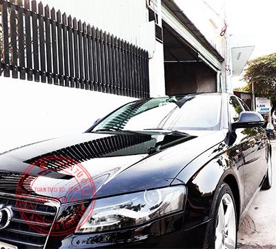 dịch vụ đánh bóng xe hơi tại nhà