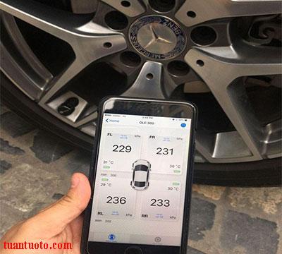 áp suất lốp ô tô