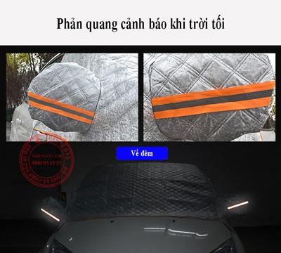 bạt phủ ô tô thông minh
