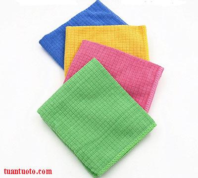 khăn lau xe đa năng