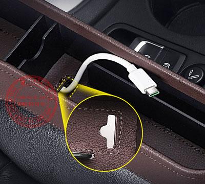 hộp chứa đồ trong xe ô tô