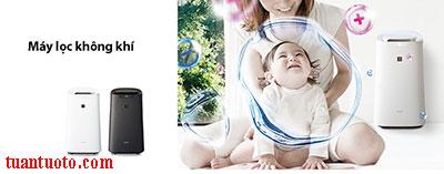 tác dụng của máy lọc không khí gia đình