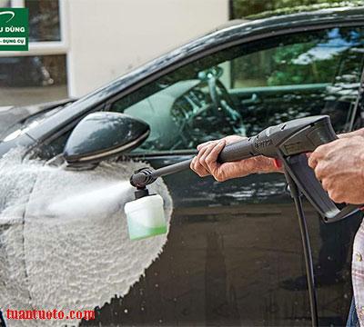 máy rửa xe ô tô tốt nhất