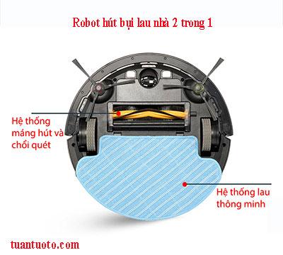 robot hút bụi của Đức loại nào tốt