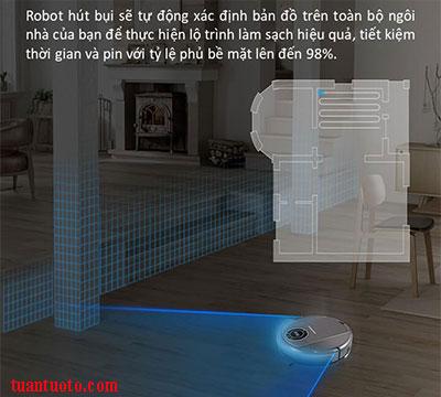 robot lau nhà loại nào tốt